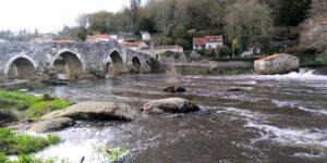 A PONTE MACEIRA-Pueblos más bonitos de A Coruña