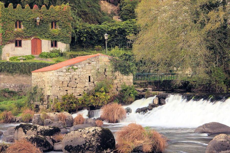 A Ponte Maceira en A Coruña