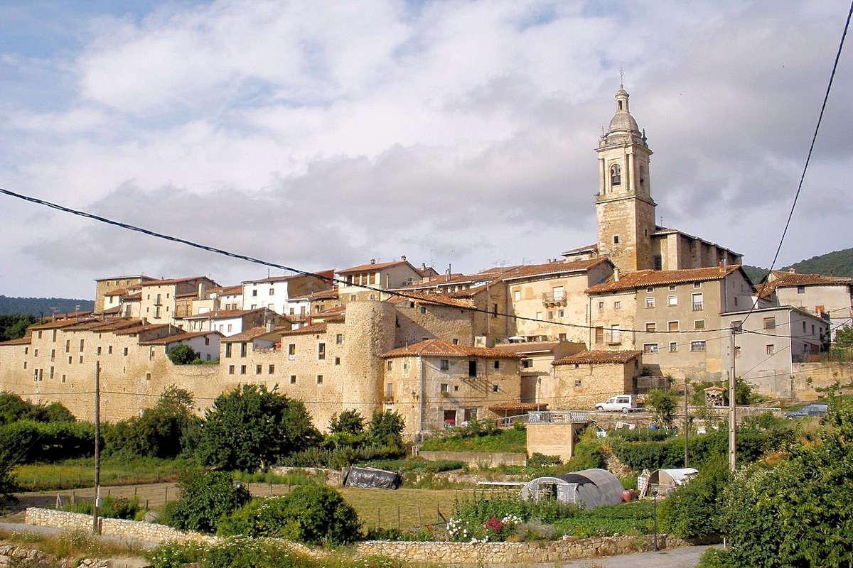 ANTOÑANA-Pueblos más bonitos de Álava