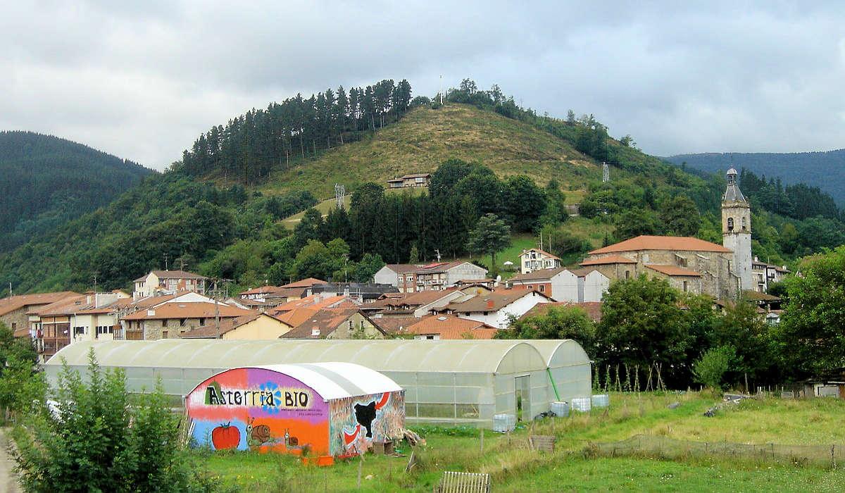 AREATZA-Pueblos más bonitos de Vizcaya