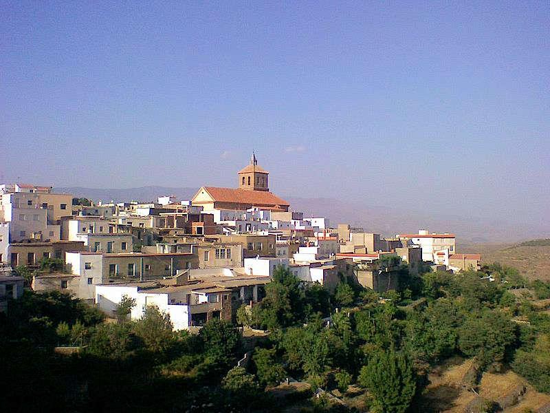 Viistar los pueblos de Almería Abrucena