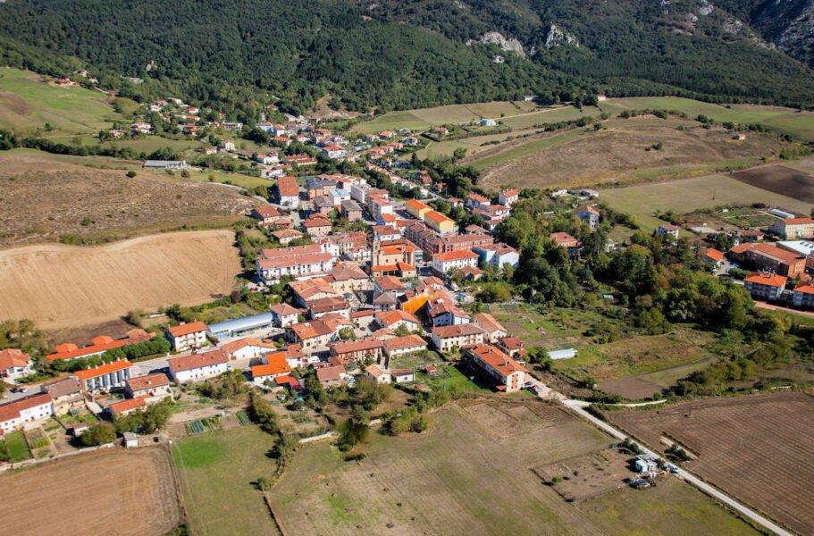 Araya pueblo de Álava