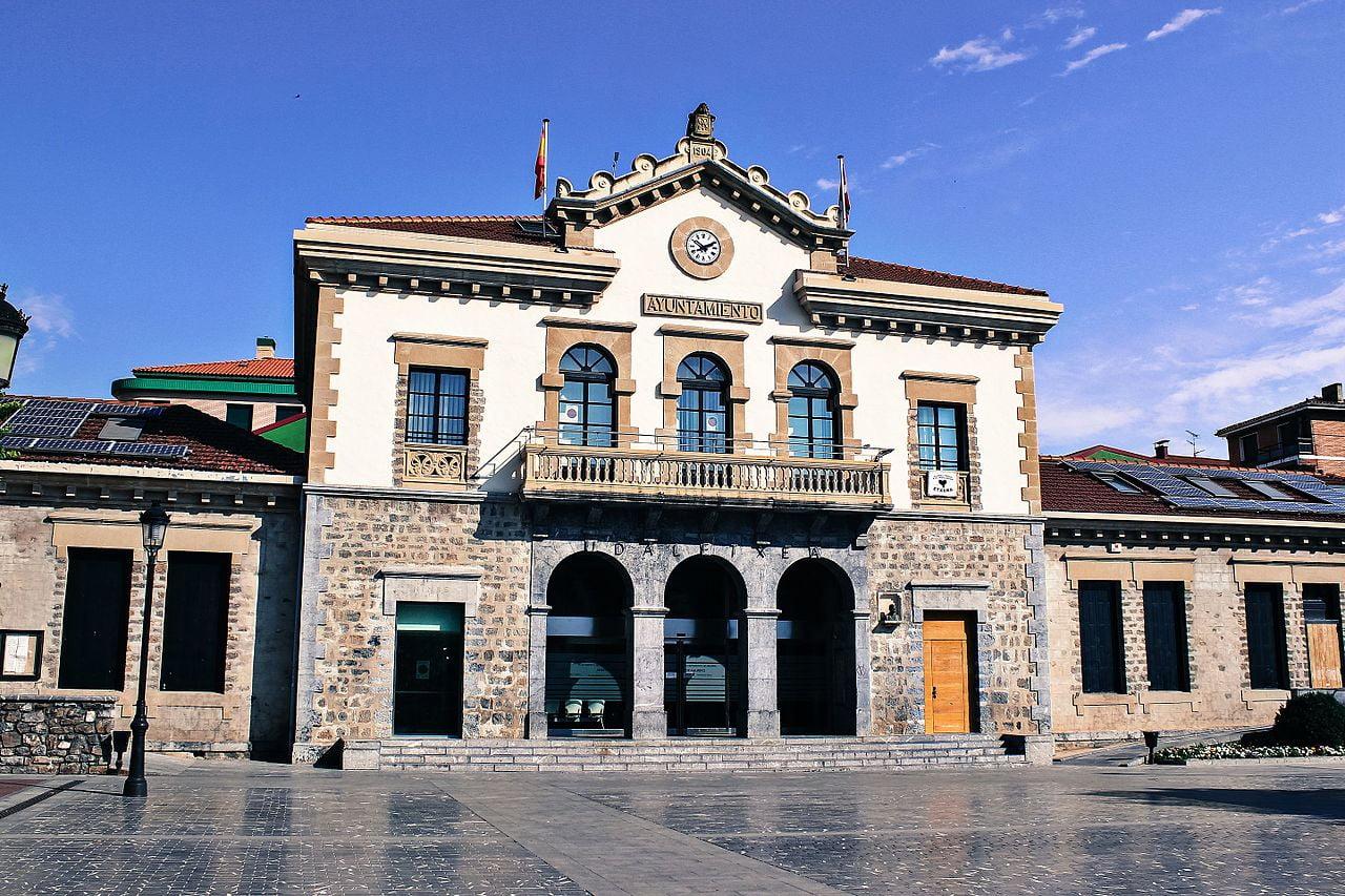 Ayuntamiento-Amurrio-Álava