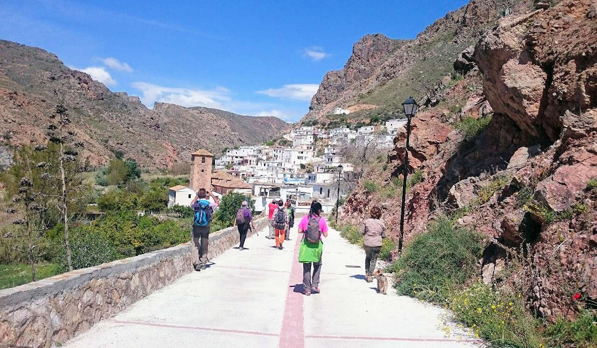 BERJA-Pueblos más bonitos de Almería