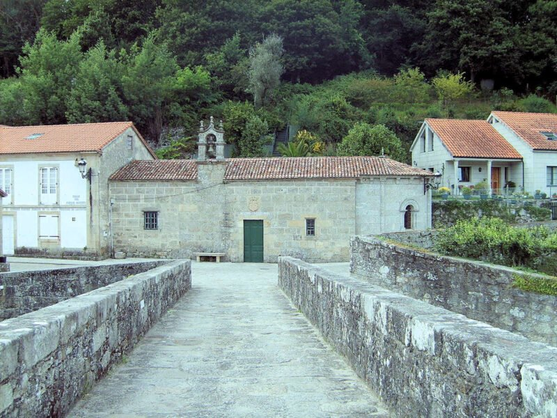 Capilla de San Blas en Pontemaceira