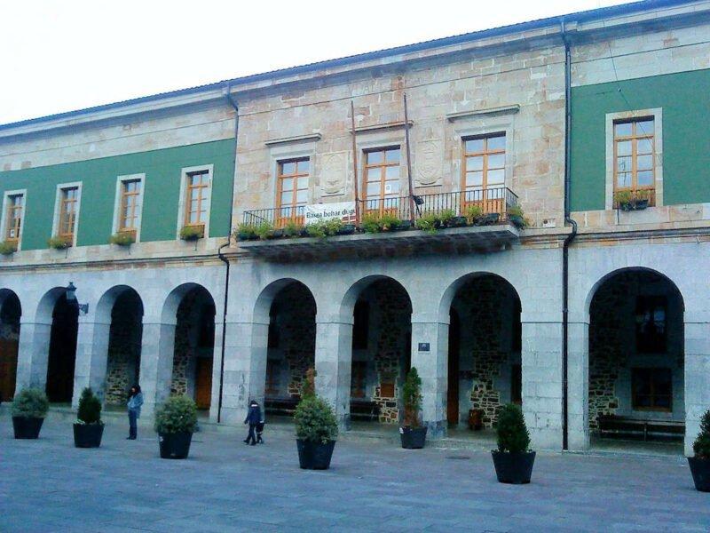 Casa Consistorial de Areatza