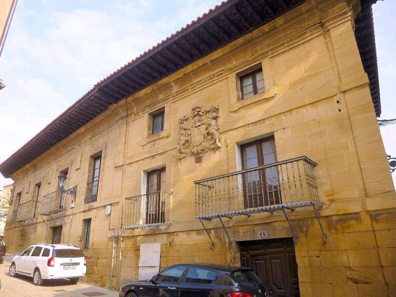 Casa Palacio Ramírez de la Piscina