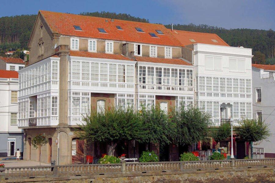 Cedeira en A Coruña