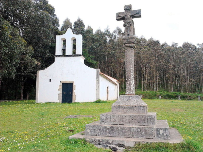 Ermita de San Antón en Cedeira