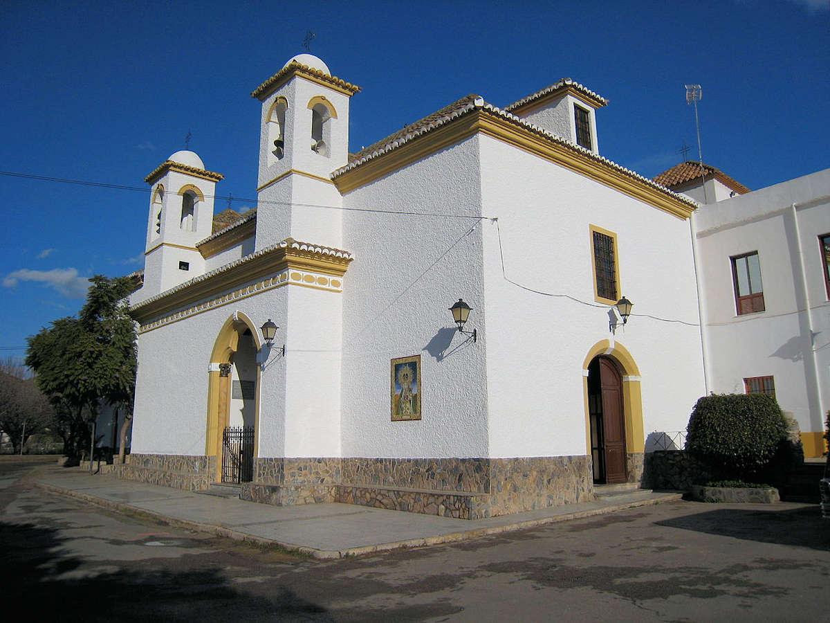 Ermita-Virgen-de-Gádor-en-Berja