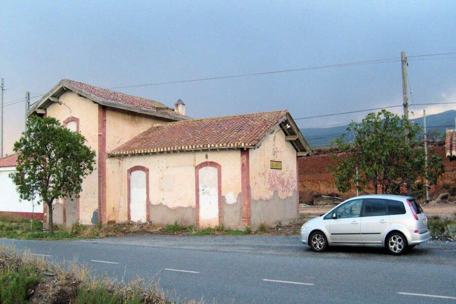 Estación de Abrucena