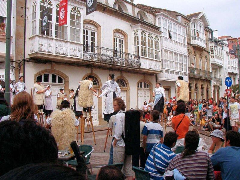 Festival Celta en Ortigueira