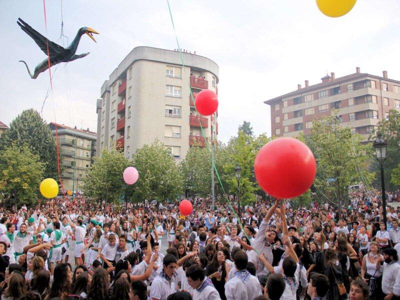 Festividades en Amurrio
