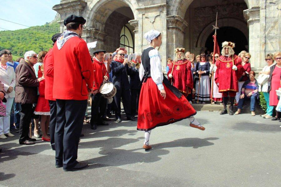 Fiestas en Orduña
