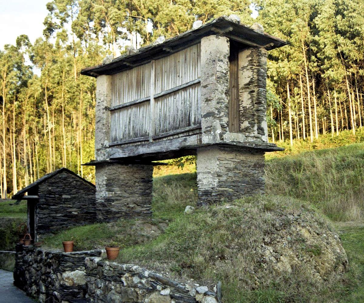pazo de Brandariz-Ortigueira