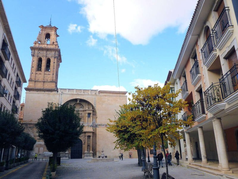 Iglesia Arciprestal de la Asunción