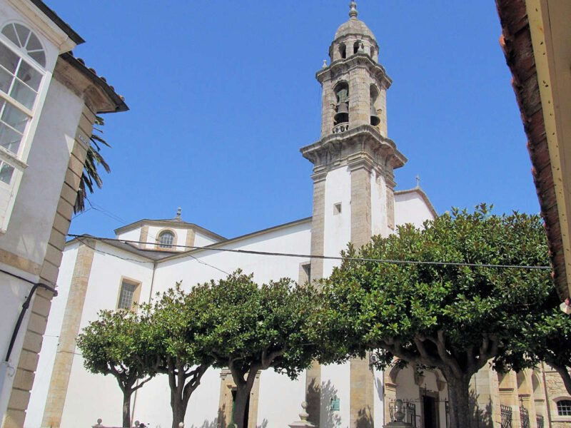 Iglesia Parroquial de Santa Marta en Ortigueira