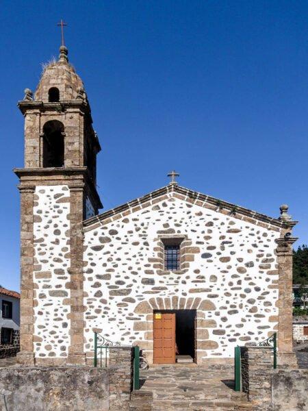 Iglesia Santo André de Teixido