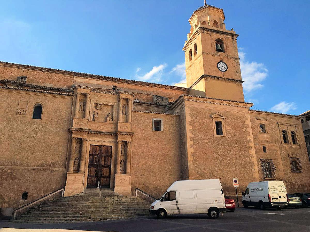 iglesia-de-la-asuncion-hellín-albacete