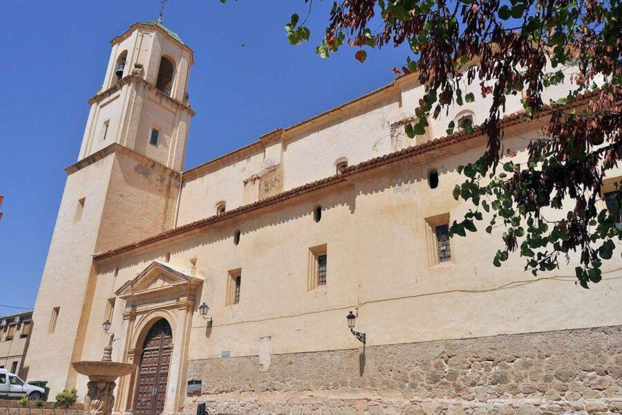 Iglesia de Nuestra Señora de la Asunción en Tobarra