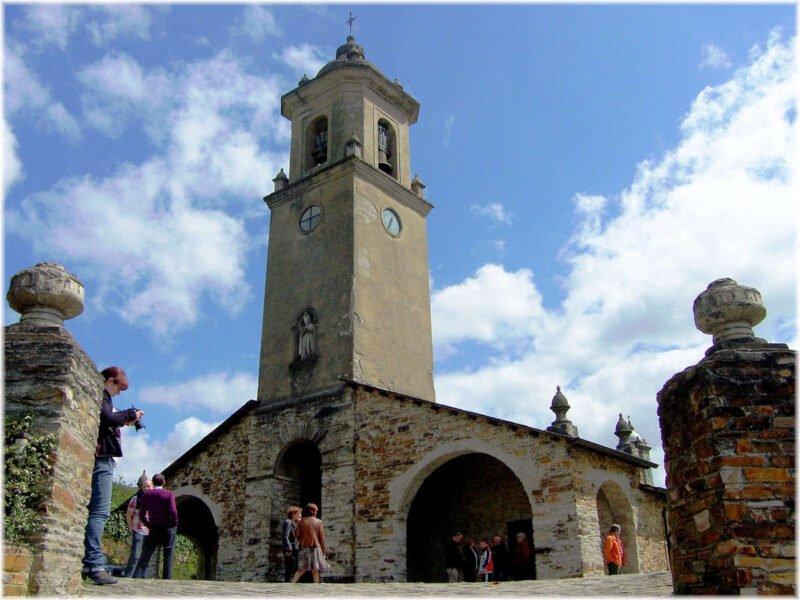 Iglesia de San Martín de Taramundi