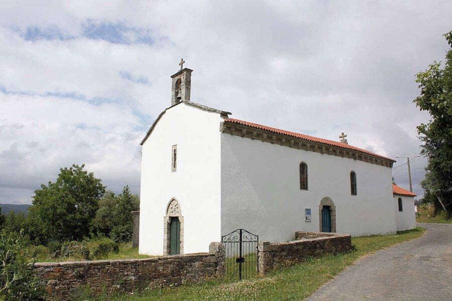 Iglesia de San Vicente de Vitiriz