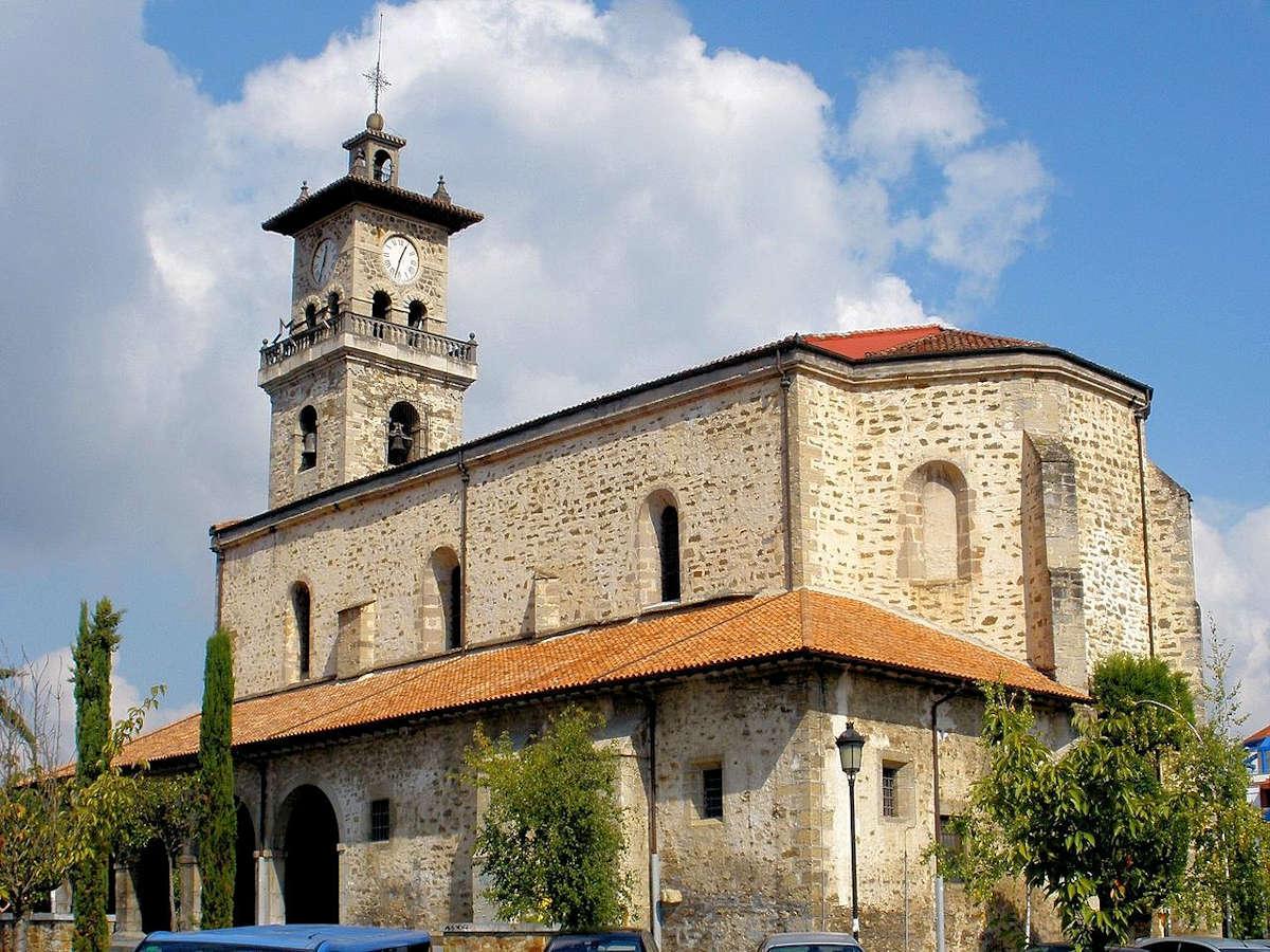 Iglesia-Santa -Maria-Amurrio-Ávala