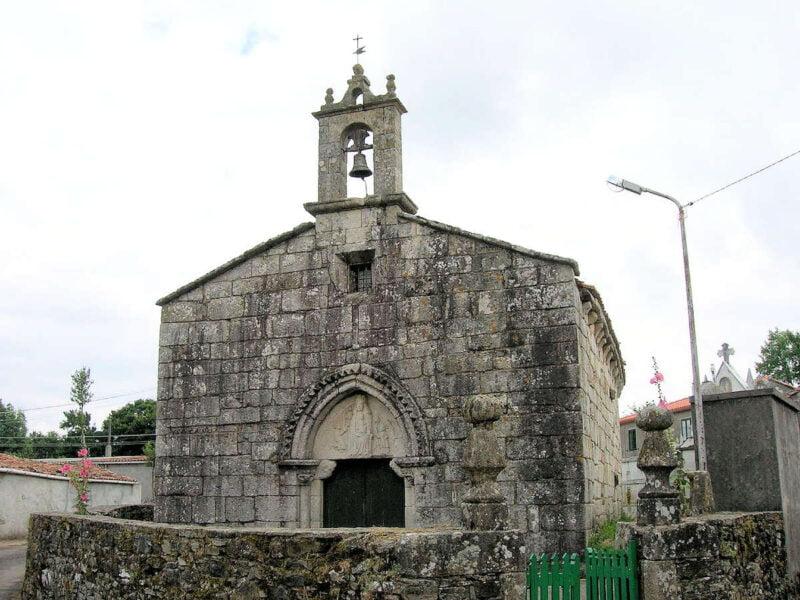 Igrexa de Santa María do Leboreiro