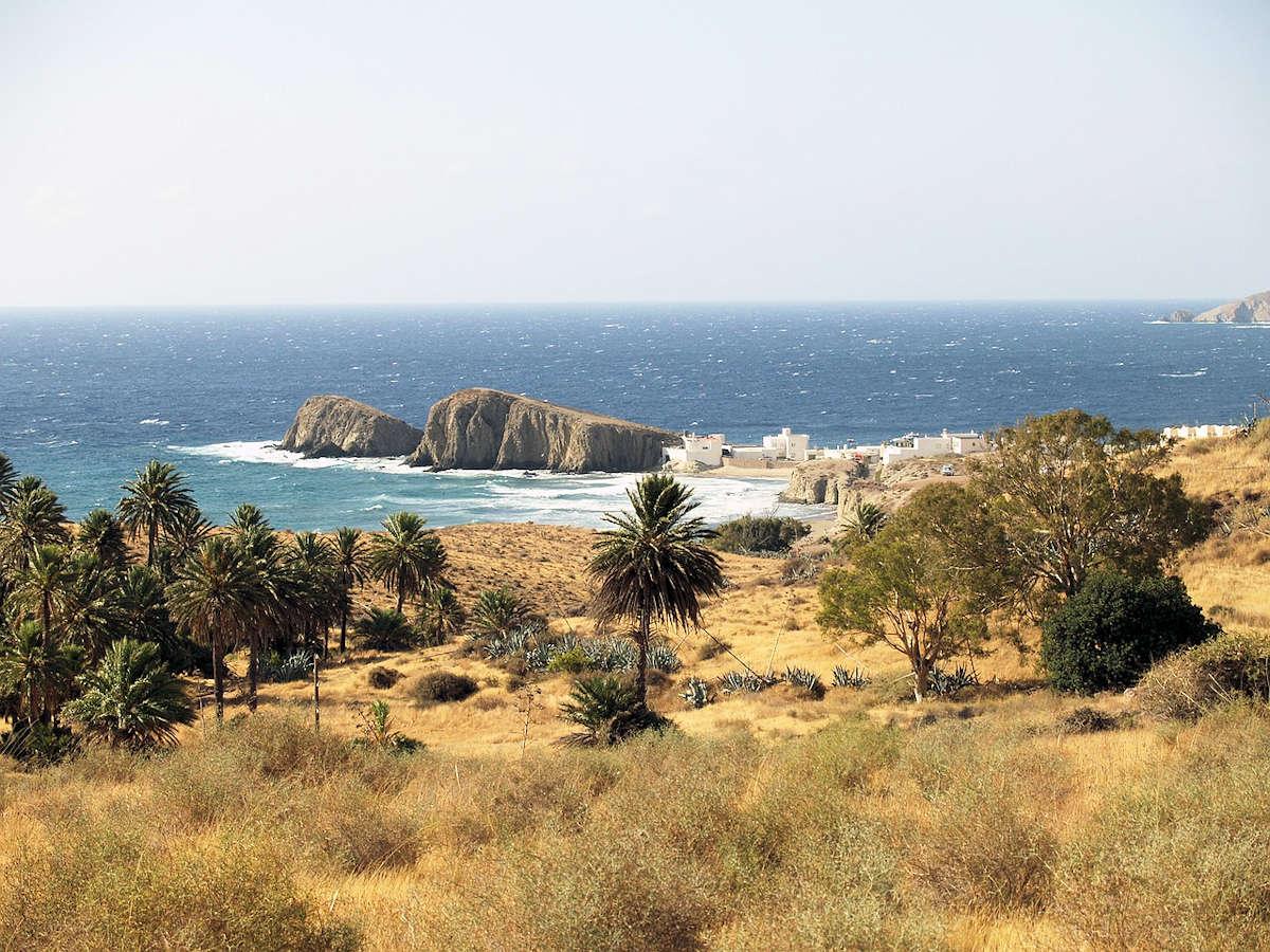 LAS NEGRAS-Pueblos más bonitos de Almería