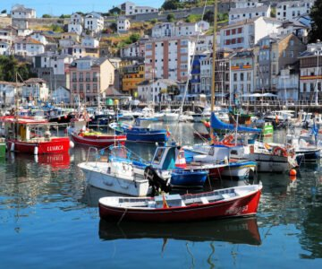 LUARCA-Pueblos más bonitos de Asturias