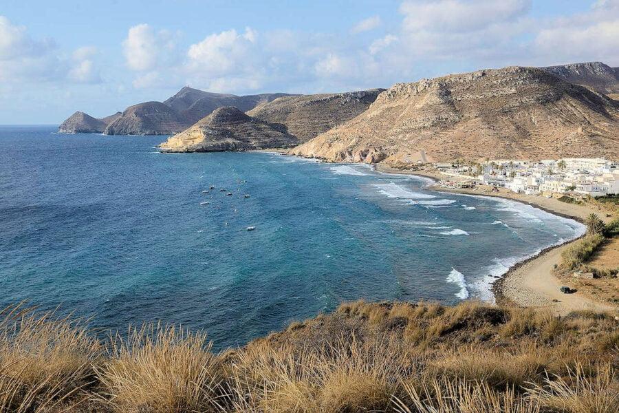 Las Negras pueblo de Almería