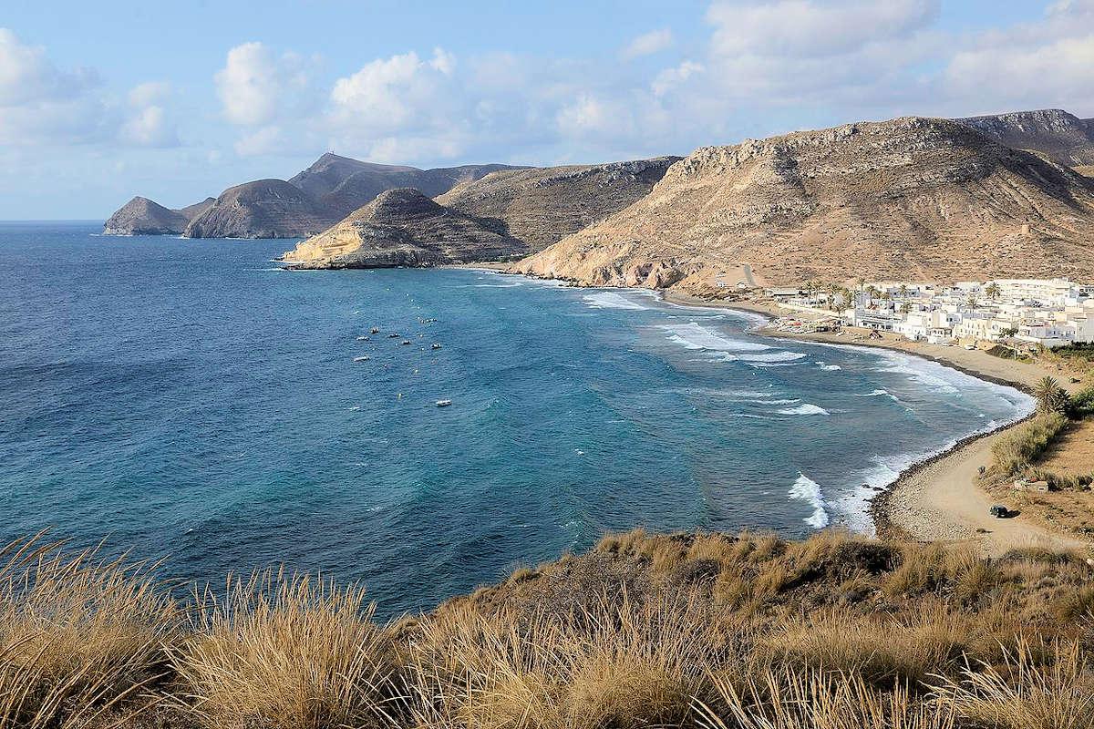 Playa-de-Las-Negras-Almería.