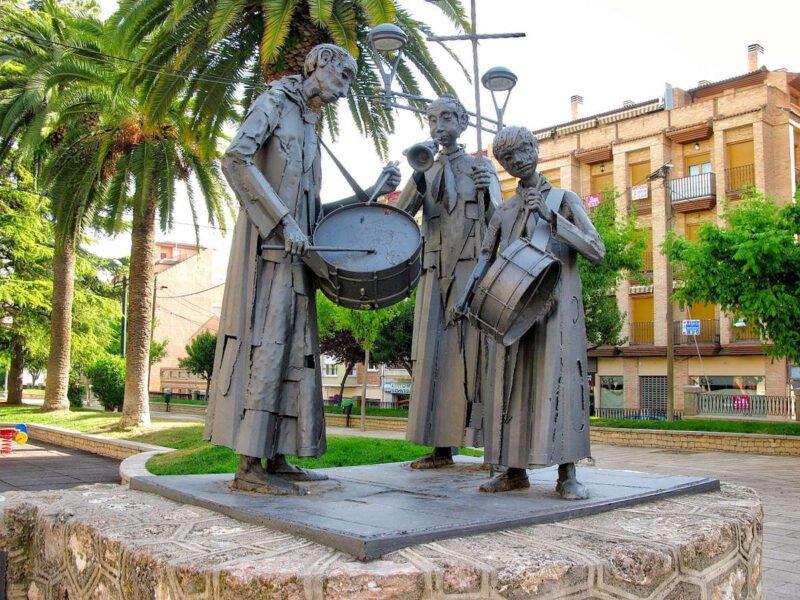 Monumento al Tambor de Hellín