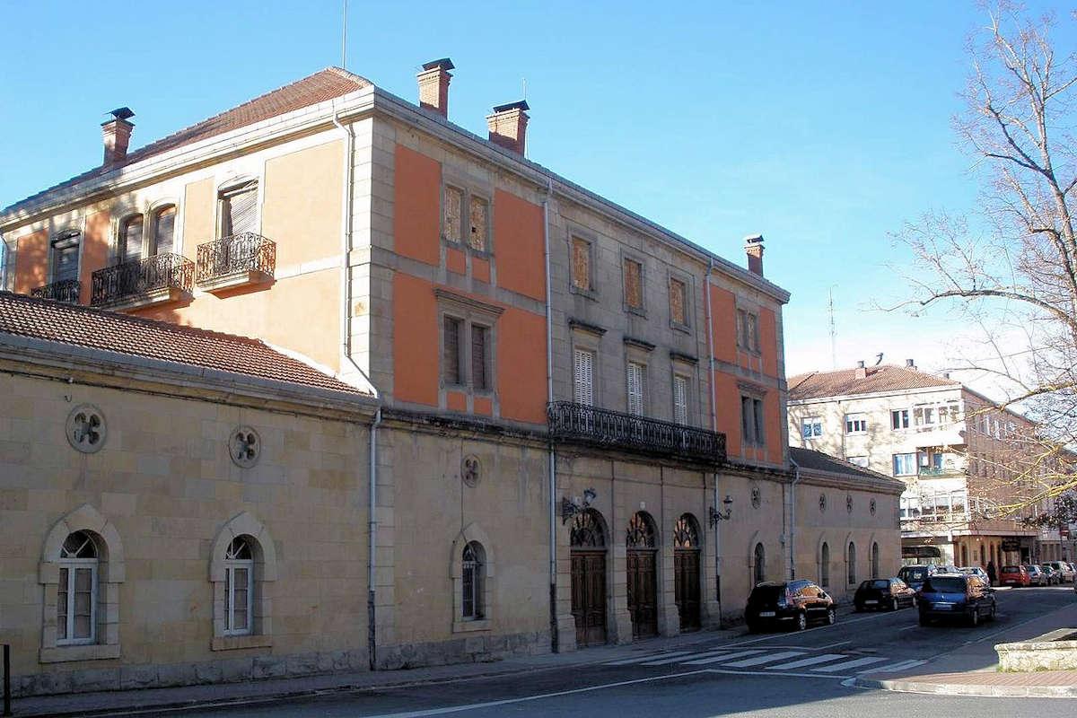 Palacio-de los Ajuria-en-Araya