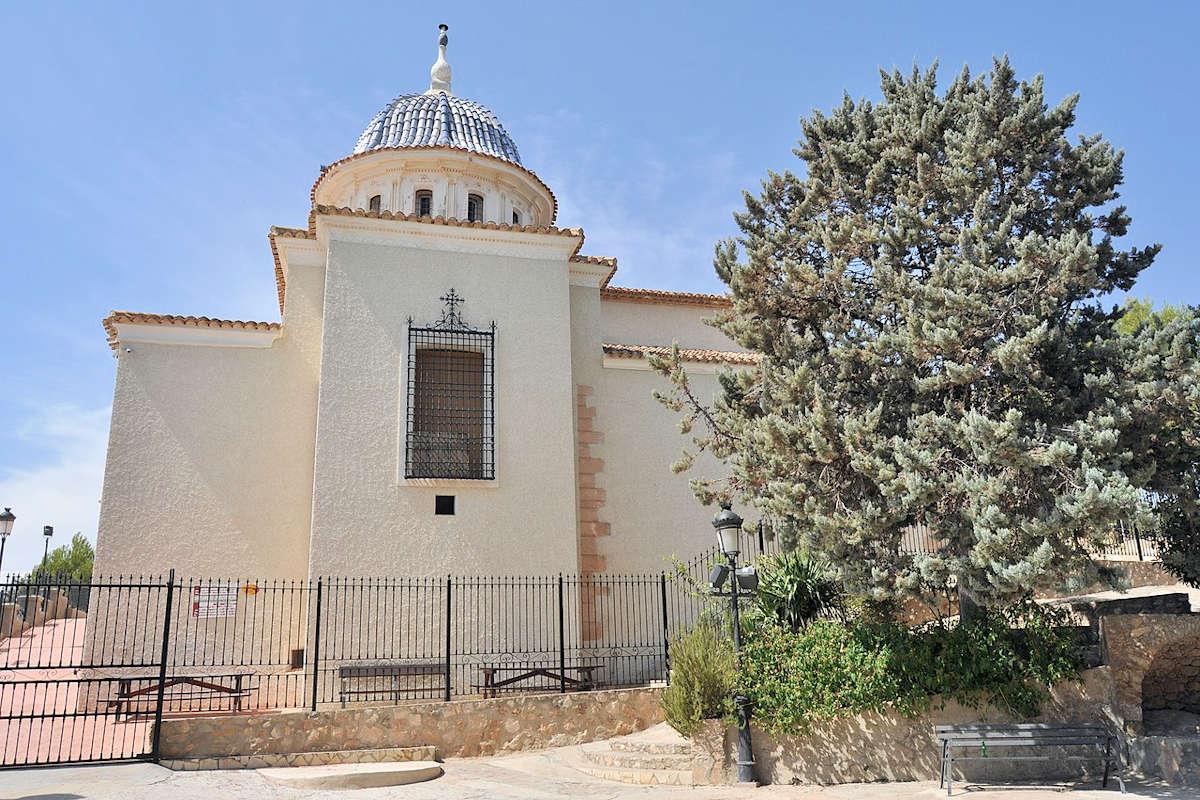 Santuario-Nuestra-Señora-de-la-Encarnación-Tobarra