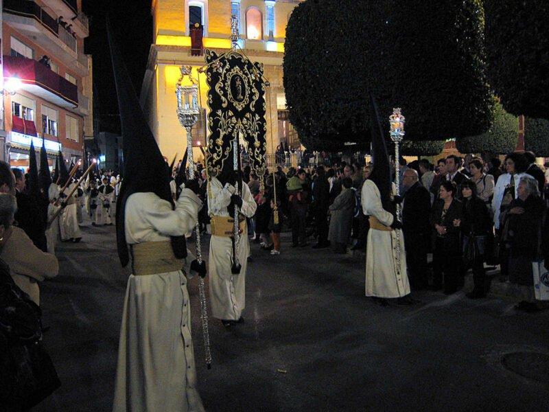 Semana Santa en Berja