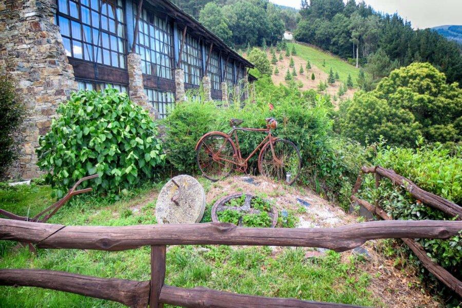 Taramundi un pueblo de Asturias