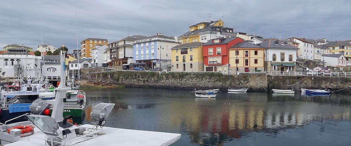 Visita Puerto de Vega en Asturias
