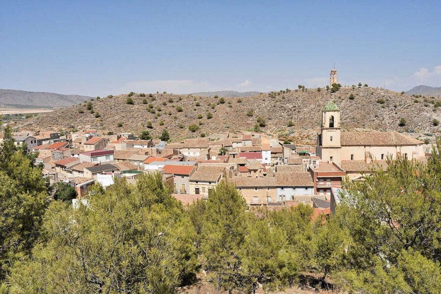 Visita Tobarra en Albacete