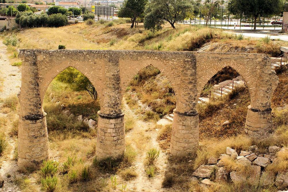 Acueducto-de-San-Rafael-Petrer-Alicante