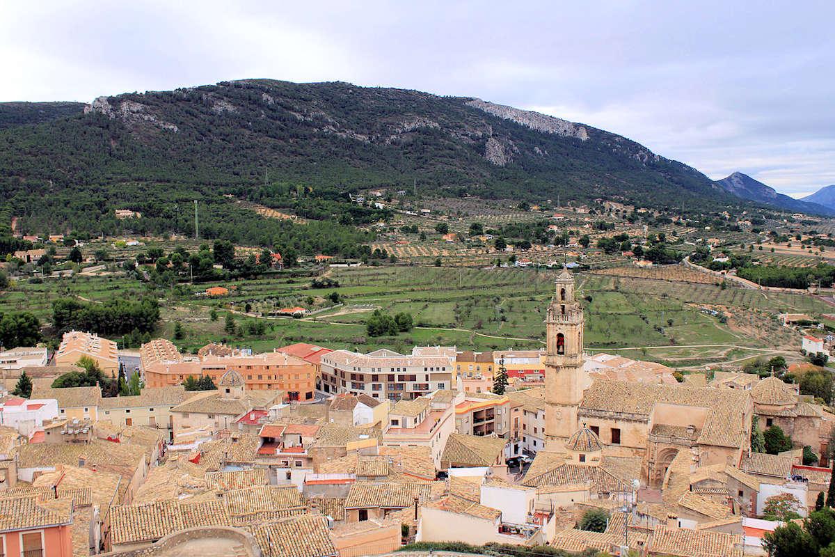 BIAR-Pueblos más bonitos de Alicante