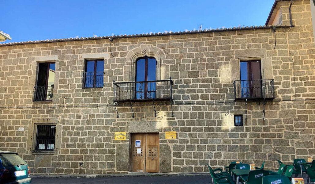 Casa de José María Gabriel y Galán