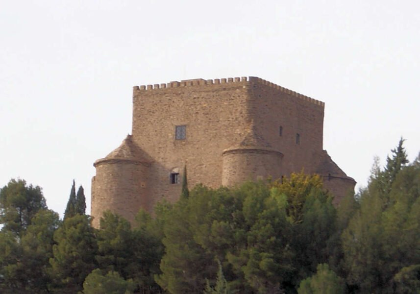 Castillo de Gérgal