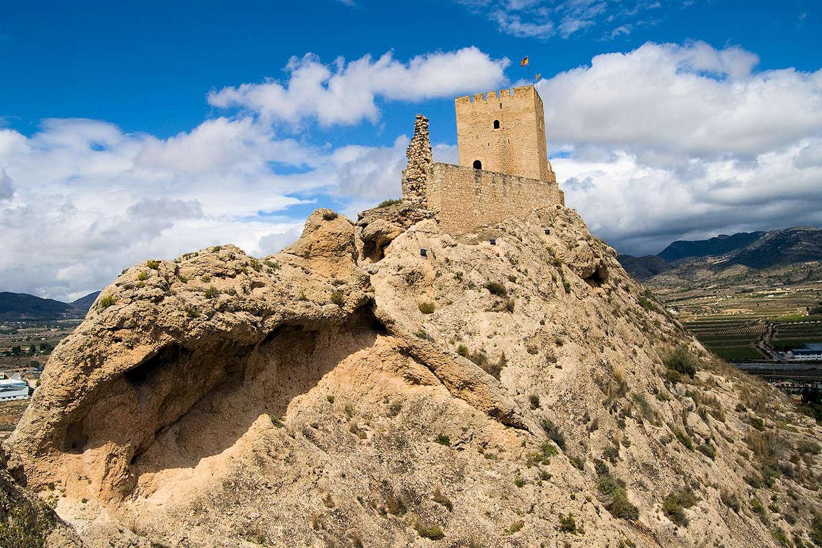 Castillo-de-Sax-Alicante