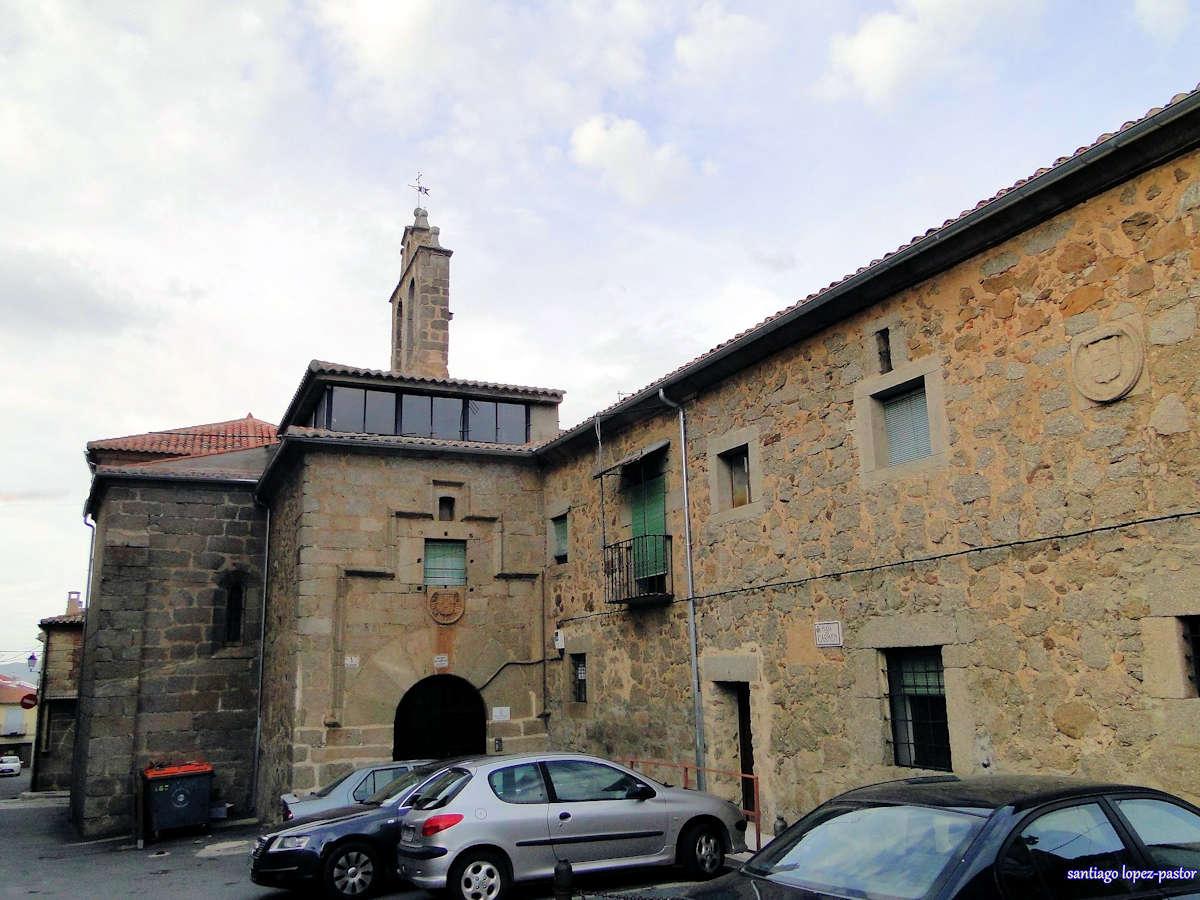 Convento-de-las-Carmelitas-Pirdeahita-Ávila