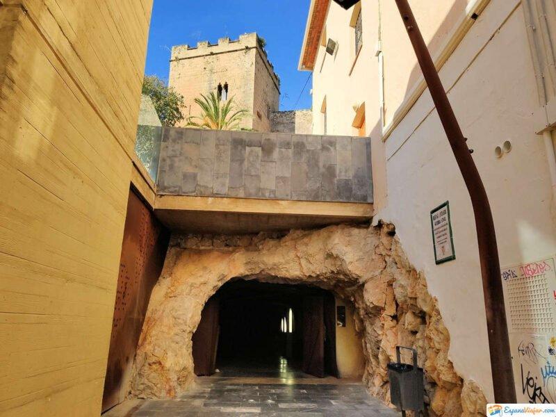 Cueva de Dénia