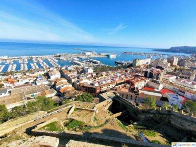 DÉNIA-Pueblos de Alicante