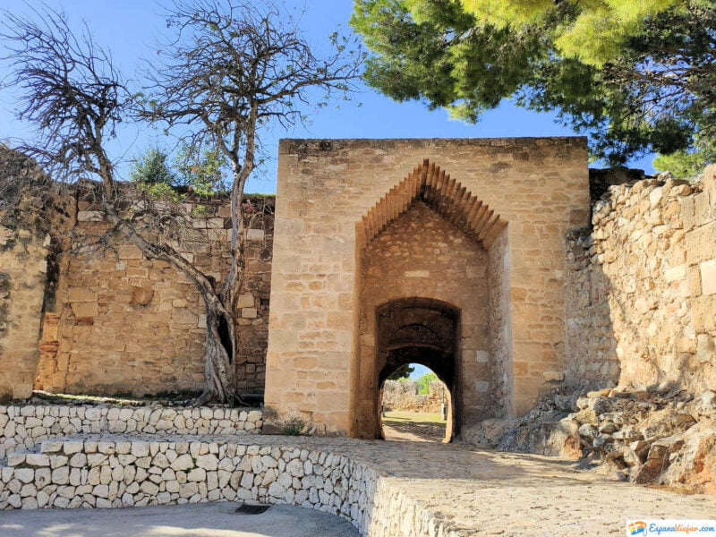 Entradas del Castillo de Dénia