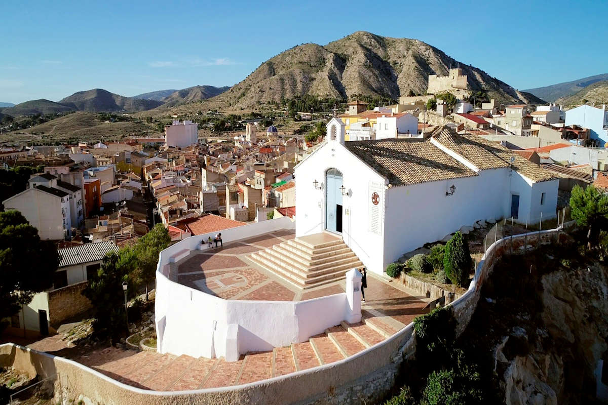 Ermita-del-Santísimo-Cristo-del-Monte- Calvario-Petrer
