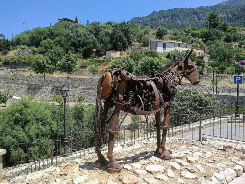 Estellencs en Mallorca